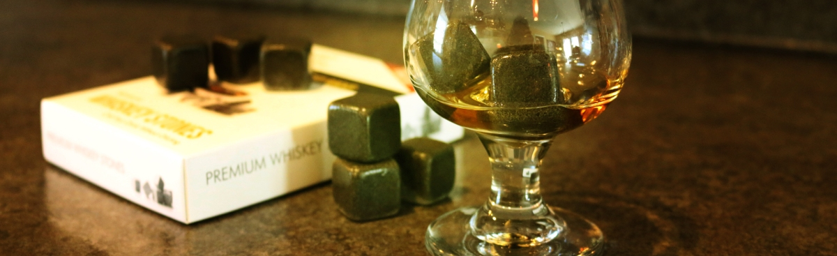 Whiskey Cooling Stones // Product Review