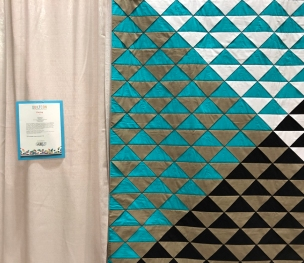 QuiltCon 3-d Quilts
