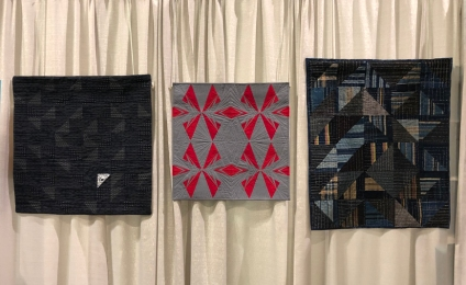 QuiltCon small quilts